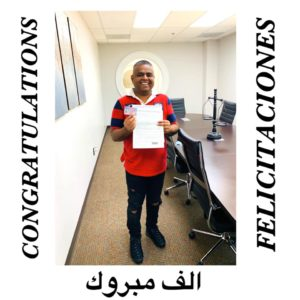 We love seeing our clients smiles once they receive their approvals!